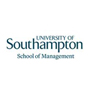 University of Southampton - School of Management logo