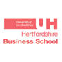 Hertfordshire Business School logo