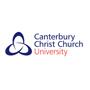 Canterbury Christ Church University Business School logo