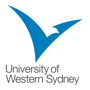 The University of Western Sydney logo