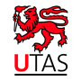 The University of Tasmania logo