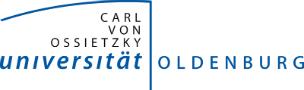 Carl von Ossietzky Universität Oldenburg logo