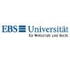 EBS Universität für Wirtschaft und Recht logo