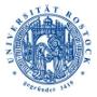 Universität Rostock logo